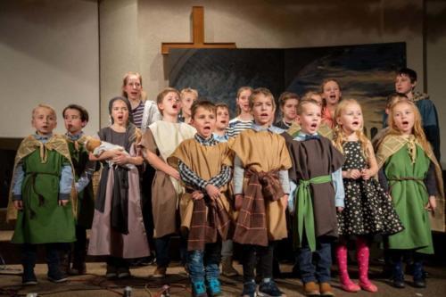 20191224 Weihnachts Kinder Musical 1