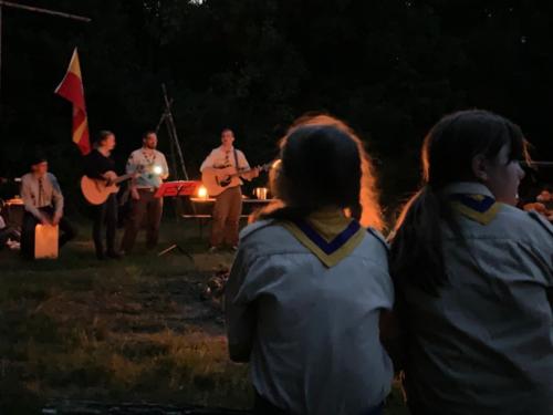 Sommercamp 2019 - Ehrenwort - Tag 1